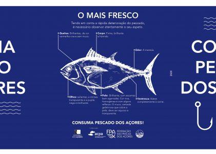 """Campanha – """"Consuma Pescado dos Açores"""""""