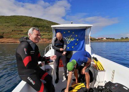 Reservas marinhas são instrumentos fundamentais de gestão do mar dos Açores, afirma Gui Menezes