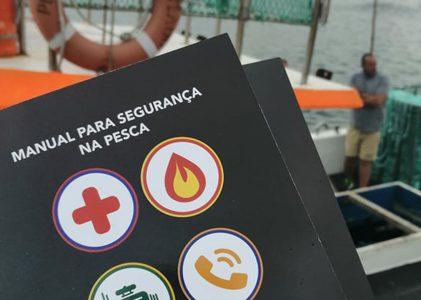 Governo dos Açores lança Manual para a Segurança na Pesca